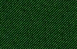 Computer code on black background Stock Photo