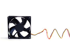 Computer cooler Royalty Free Stock Photo