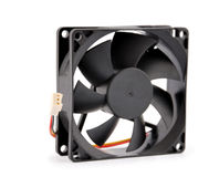 Computer cooler Royalty Free Stock Image