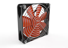 Computer cooler Royalty Free Stock Photos