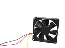 Computer cooling fan Stock Image
