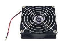 Computer Cooling Fan Royalty Free Stock Photos