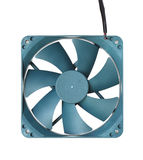 Computer cooling fan Stock Images