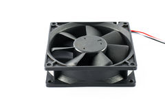 Computer cooling fan Stock Photography