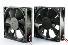 Computer cooling fan Royalty Free Stock Photography