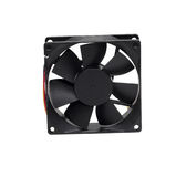 Computer cooling fan Royalty Free Stock Images
