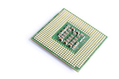 Computer CPU Royalty Free Stock Photo