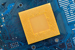 Computer CPU Stock Photography