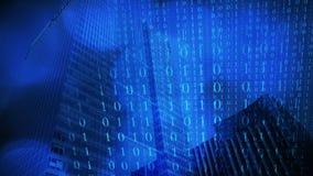 Computer data stolen secret hackers attacks vector illustration