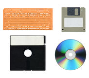 Computer data storage Stock Photo