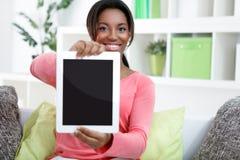 Computer della compressa Fotografia Stock
