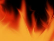Computer designed modern abstract style background. Fire Royalty Free Stock Images