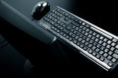 computer desktop 免版税库存照片