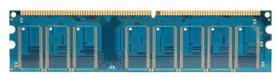 Computer di Ram Memory Fotografia Stock Libera da Diritti
