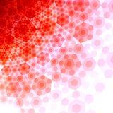 Computer die op Witte Creatieve Achtergrond teruggeven - vector illustratie