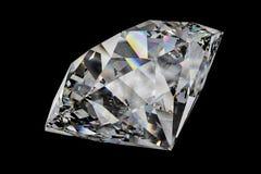 Luxury diamond gem, 3d rendering. Computer digital drawing, diamond background, 3d rendering reflection crystal diamonds gem luxury stone sparkle jewelry stock illustration