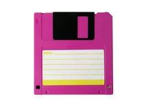 Computer a disco magnetico Fotografia Stock Libera da Diritti