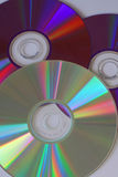Computer Discs Stock Photography