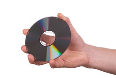 Computer disk Royalty Free Stock Photography