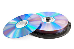 Computer disks Stock Images