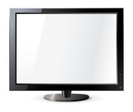 Computer display Royalty Free Stock Images
