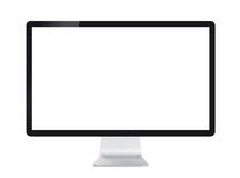 Computer display royalty free stock image