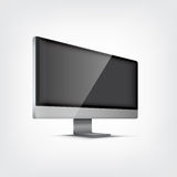 Computer Display, Graphic Concept Royalty Free Stock Photo