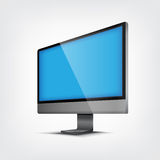 Computer Display, Graphic Concept Royalty Free Stock Photos