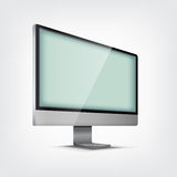Computer Display, Graphic Concept Stock Photo