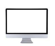 Computer display. Stock Photo