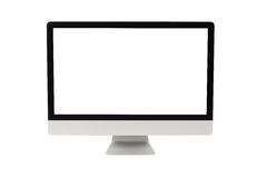 Computer display Stock Photo