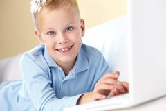 Computer education Stock Photography