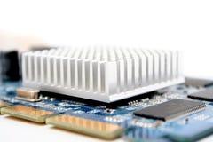 Computer electronics Stock Image