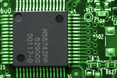 Computer electronics Stock Images