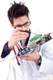 Computer Engineer Royalty Free Stock Image