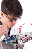 Computer Engineer Stock Images