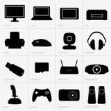 Computer equipment Stock Image