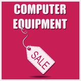 COMPUTER EQUIPMENT. Sale. PC mouse Royalty Free Stock Photos