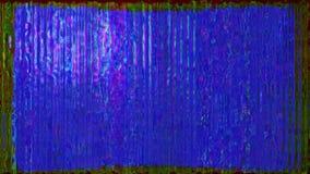 Computer error effect dynamic nostalgic fashion holographic background.