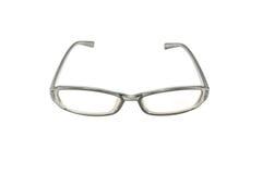Computer eye glasses Stock Photos