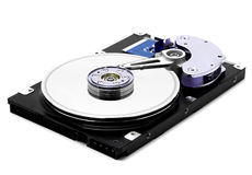 Computer-Festplattenlaufwerk Lizenzfreies Stockbild