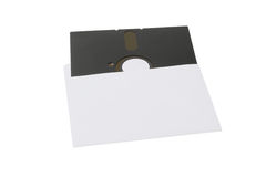 Computer Floppy Disc Stock Photography