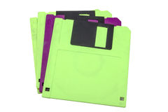 Computer floppy disk Stock Photos