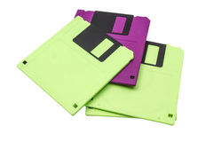 Computer floppy disk Stock Photography