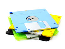 Computer floppy disk Royalty Free Stock Images