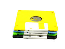 Computer floppy disk Royalty Free Stock Image