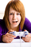 Computer game Royalty Free Stock Photo