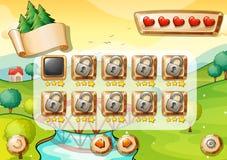 Computer game Stock Photo