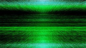 Multicoloured Horizontal Lines With TV Static  Glitch, abstract