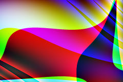 Computer generated abstract artwork. Background image Royalty Free Stock Images